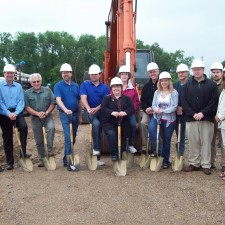 Assisted Living Facility Ground Breaking